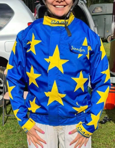 dapa-jockey-kleding